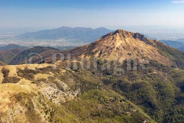 Monte Prana depuis le Monte Matanna