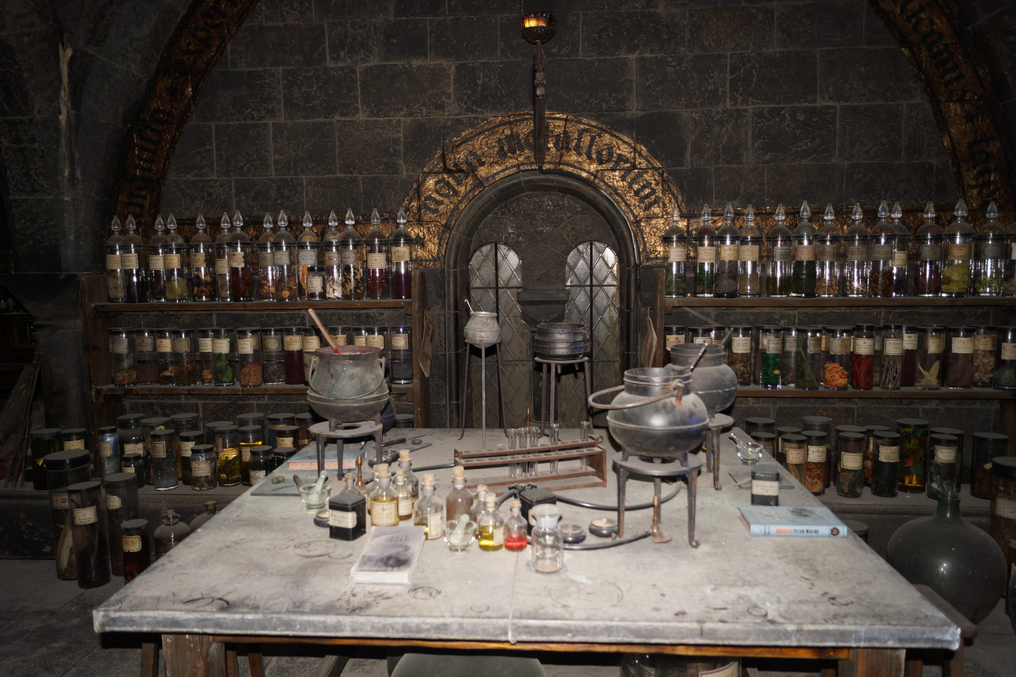 Professor Snape's Lab