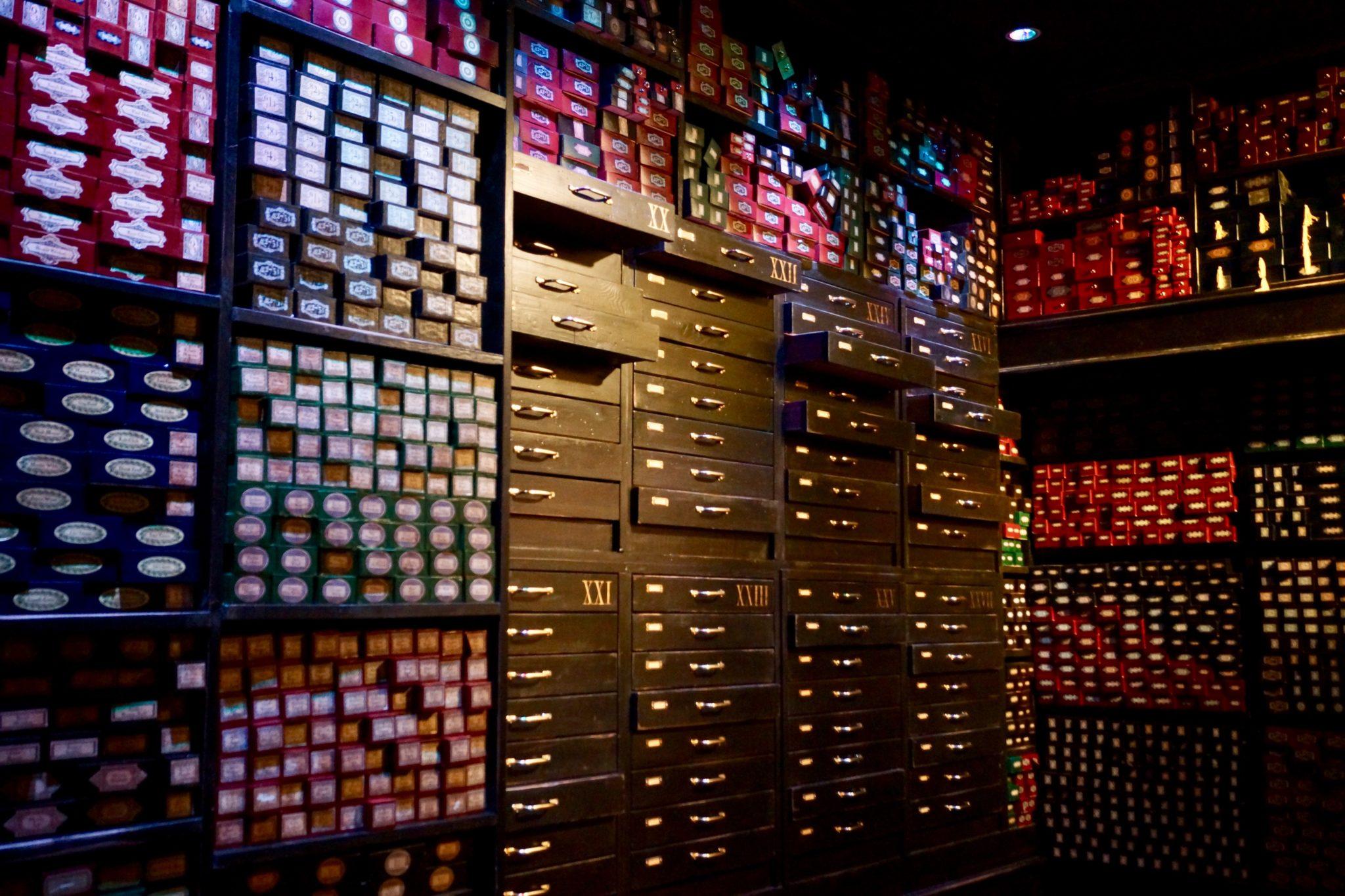 Harry Potter Studio Tour Gift Shop