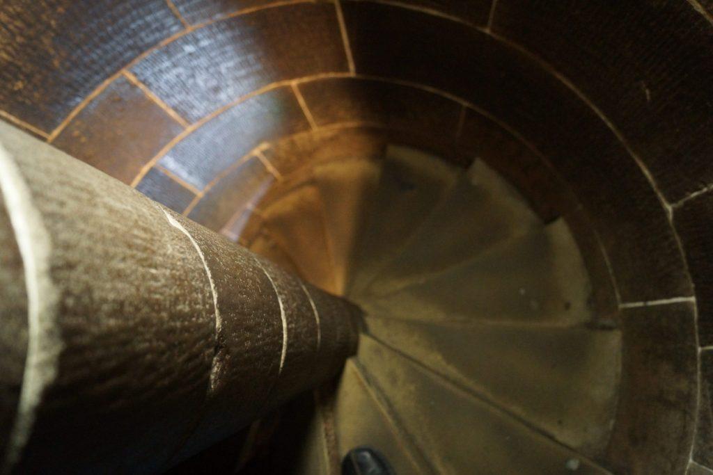 Scott Memorial Stairs