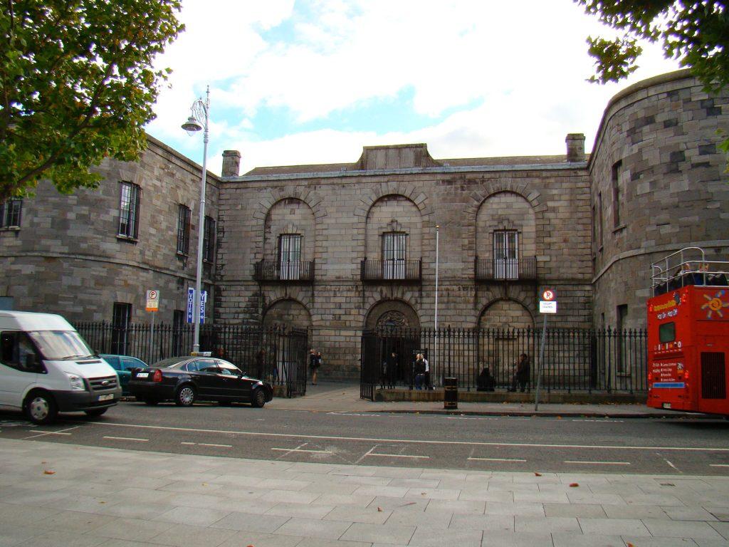 Exterior of Kilmainham Gaol
