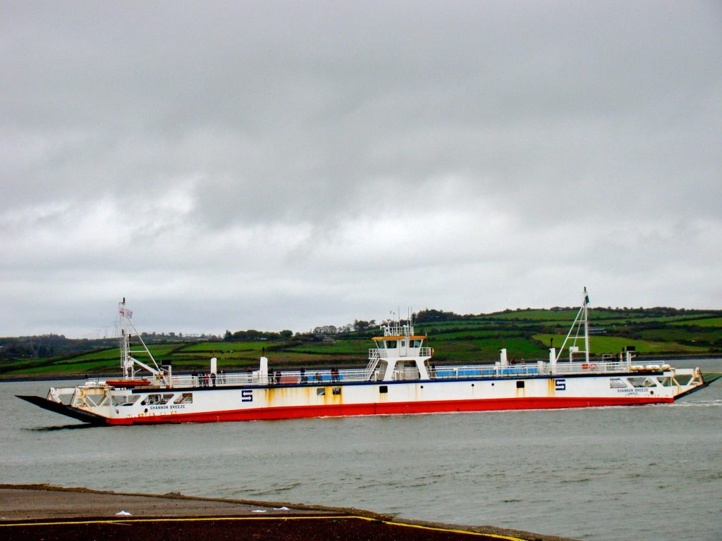 Tarbert Ferry Ireland