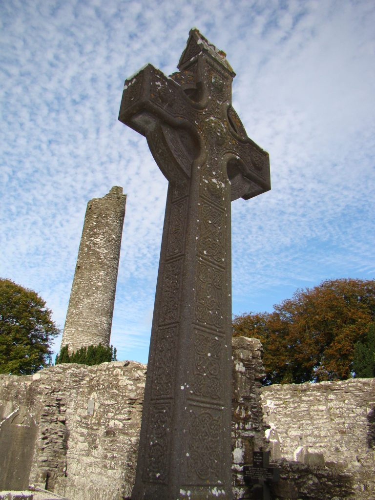 High Cross at Monasterboice Ireland