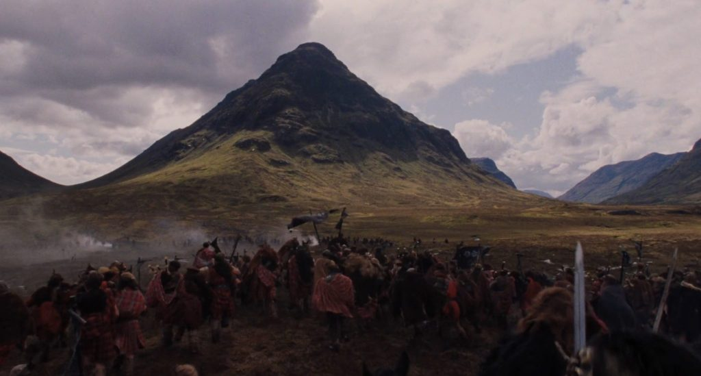 Highlander Movie Battle Scene