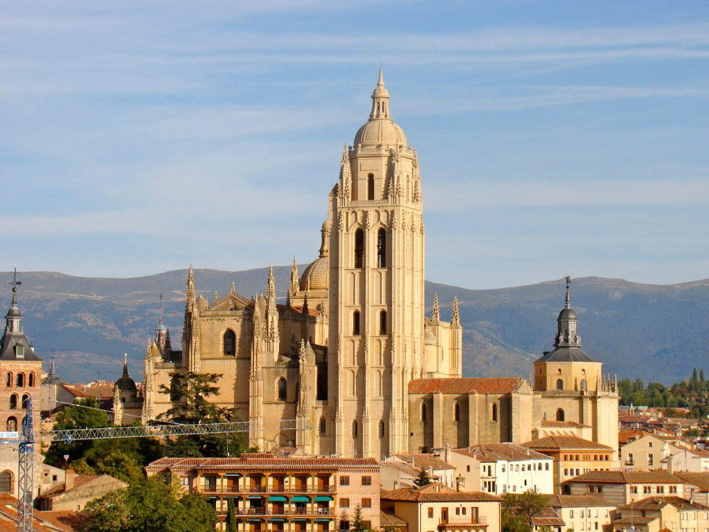 Catedral de Segovia, Spain