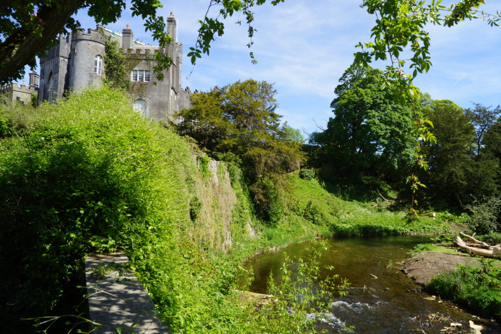 Birr Castle, Ireland, River View