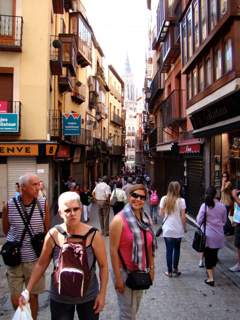 Toledo, Spain, Streets, Walking, Toledo Spain
