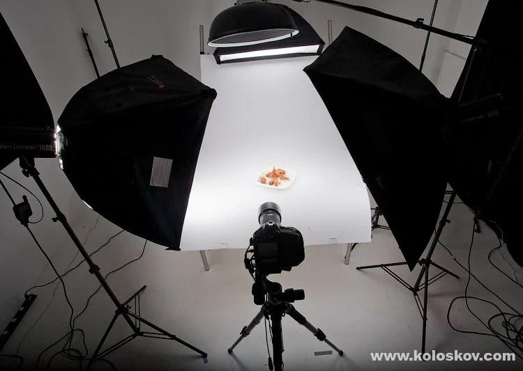 atlanta food photograper chinken wings lighting setup