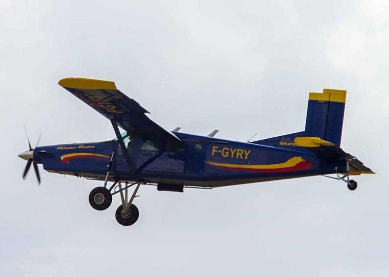 Le Pilatus PC-6 Porter est devenu un avion légendaire