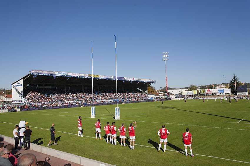 Agen Stade Français