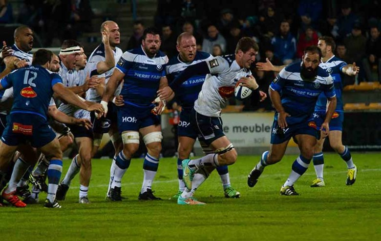 Agen-Castres 18-23©photo Patrick Clermont