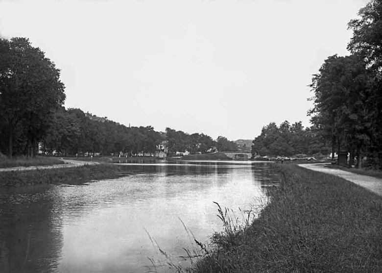 canal latéral à la garonne-1920