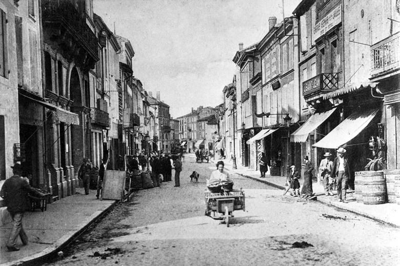 Rue du Pin 1910
