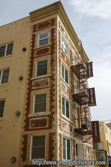 Apartment Building Photo Picture