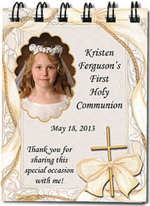 Photo 1st Holy Communion Bookmarks Favors For First