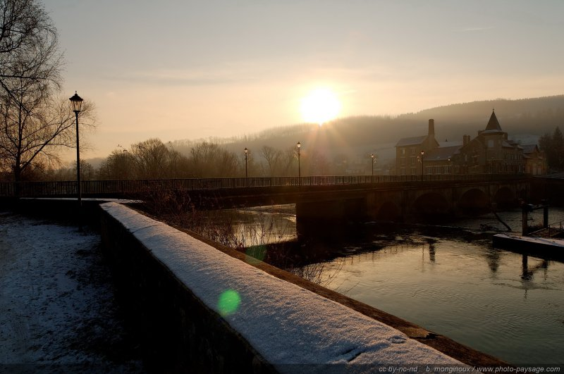 Aube sur Donchery - Ardennes