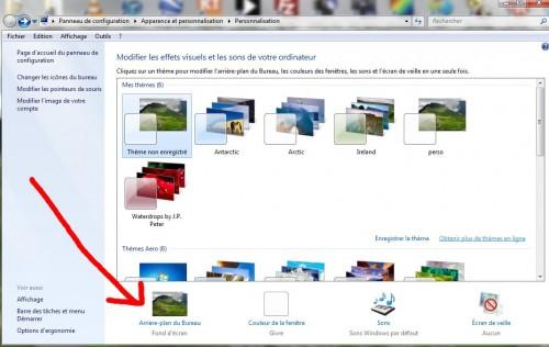 Astuce Comment Ajuster Les Dimensions Du Fond D Ecran Sur Votre Ordinateur Photo Paysage Com Le Blog