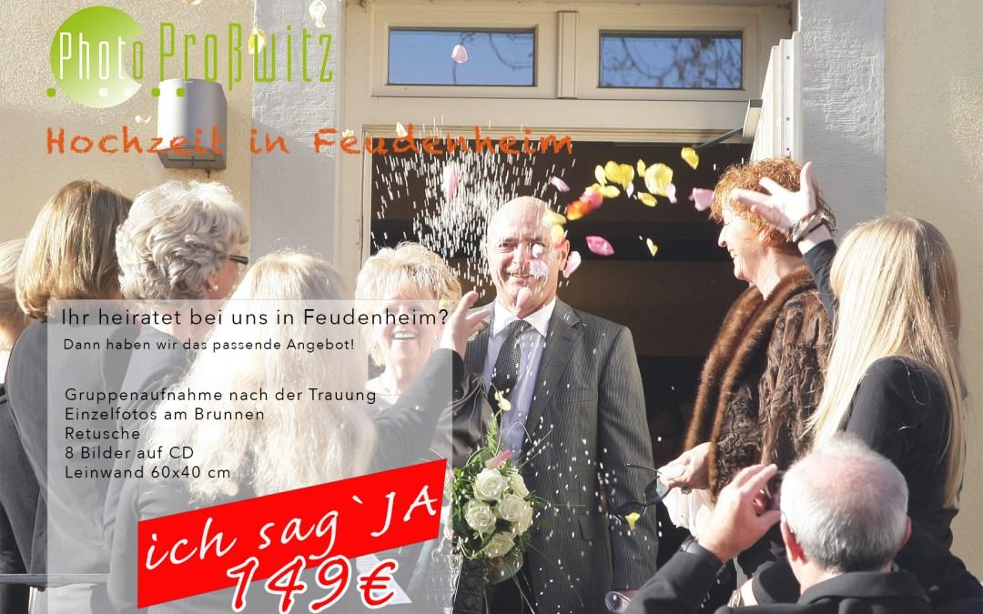 Hochzeit im Rathaus Feudenheim