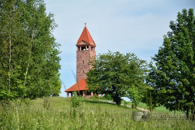 Wieża widokowa na Górze św. Anny w Nowej Rudzie - największe atrakcje Nowej Rudy. Miejsce które musisz zobzcyć w Nowej Rudzie