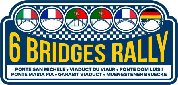 Six Bridges Rally - offizielles Logo