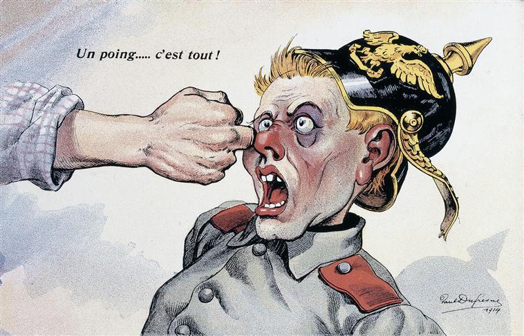 Un poing... c'est tout ! Editeur E.B., Paris. Dufresne Paul.