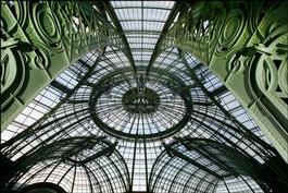 Le Grand Palais, entre architecture et lumière...