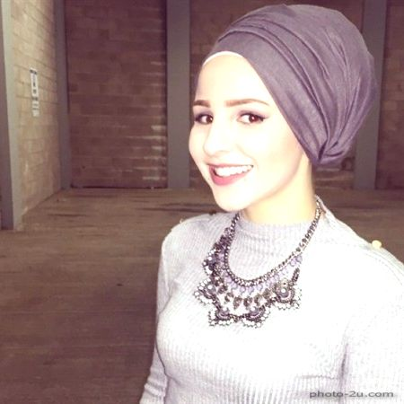 لفات حجاب بالصور طريقة اجمل لفات الحجاب