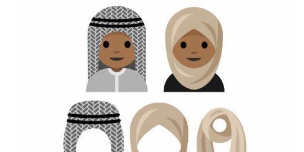 """سعودية تطالب آبل بوضع """"إيموجي"""" محجبة على واتساب.. ماذا كان رد الفعل؟"""