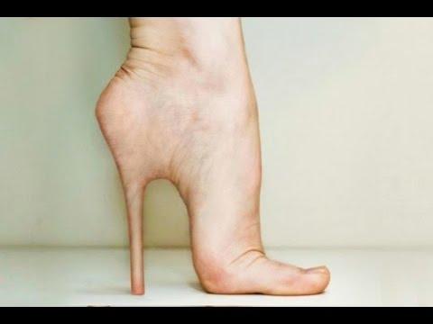 أغرب 10 أحذية في العالم