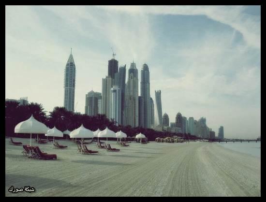 شواطئ الإمارات