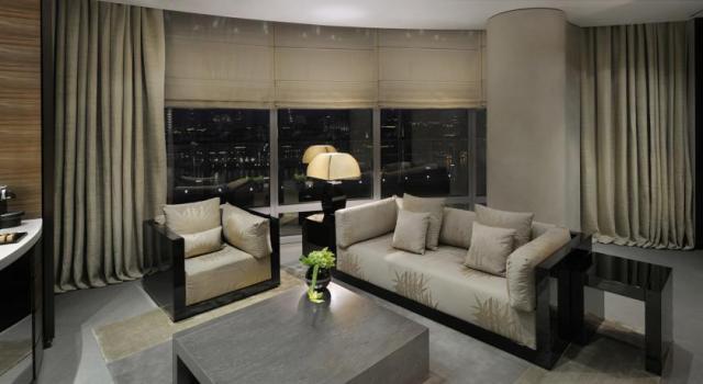 فندق ارماني دبي من افضل فنادق قريبة من دبي مول