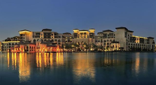 فندق ذي بالاس - المدينة القديمة من افضل فنادق قريبة من دبي مول