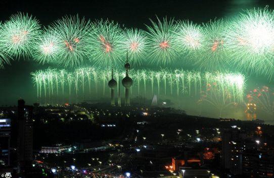العيد الوطني في الكويت