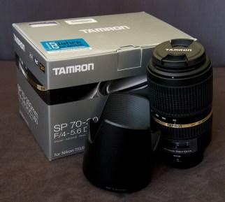 Tamron 70-300mm OVP