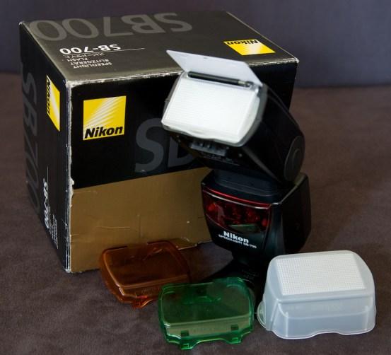 Nikon SB 700