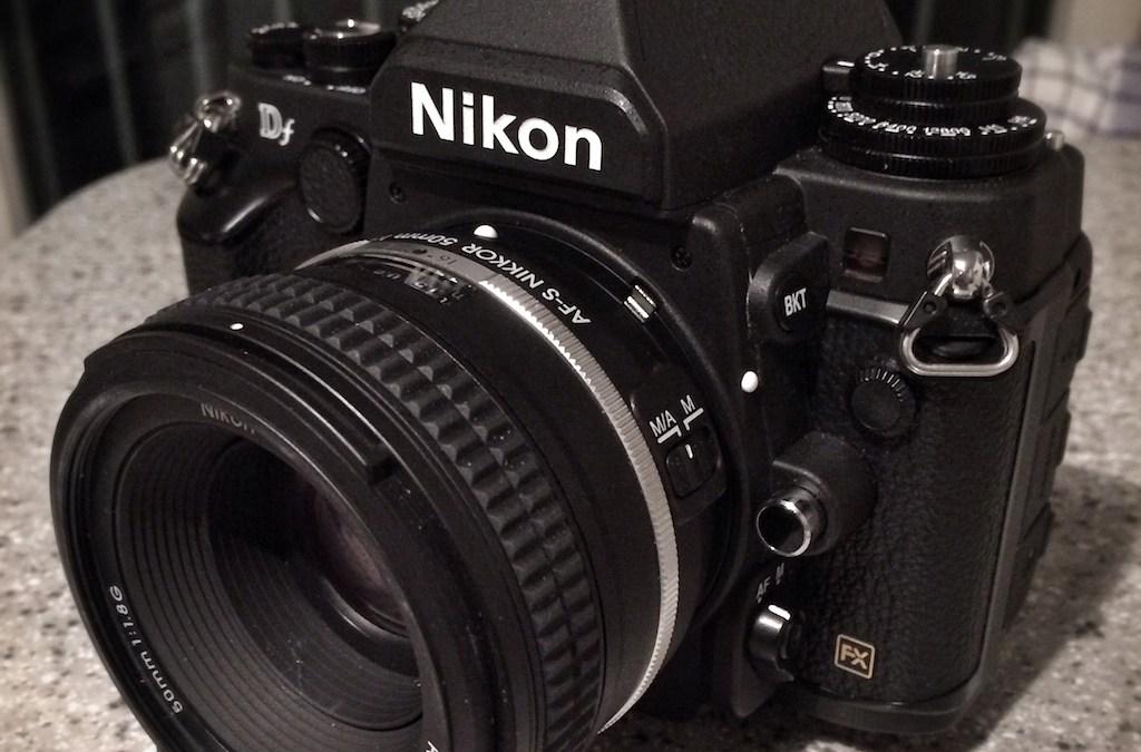 Nikon Df nun doch