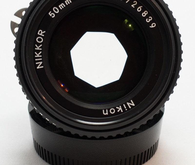 Verkaufe Nikkor 50mm AiS