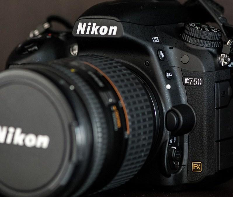 Ausflug mit der Nikon D750