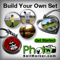 Build Your Own Golf Ball Marker - Custom Golf Ball Markers