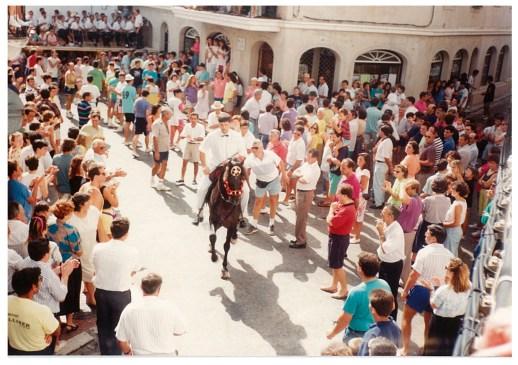 Sant Miquel 1990 per Pere Allès