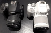 Canon SL1 SL2 comparison