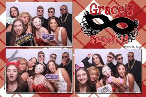 Photo Booths 4 All does custom designs for every event