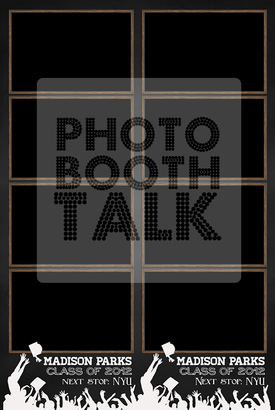 Schools Out By CI Creative Photo Booth Talk