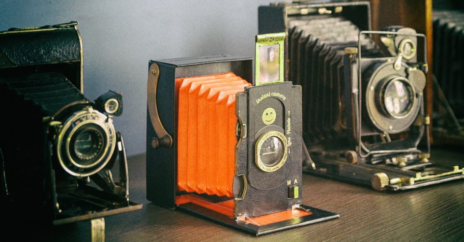 Location Polaroid Vintage
