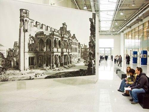 60 Years of Peace - a major exhibition which filled some the corridors of the Messehalle complex. Photokina is not just about gear, there are hundreds of galleries and displays of photography to see.
