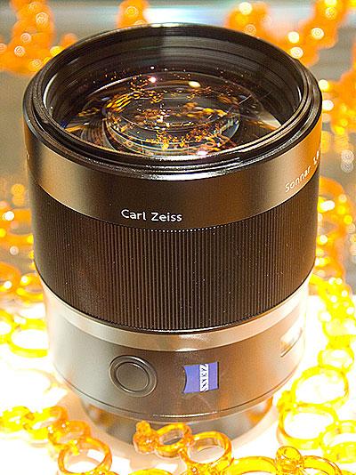 Carl Zeiss 135mm f1.8