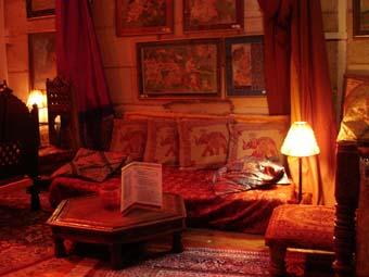 Deco Salon Hindou