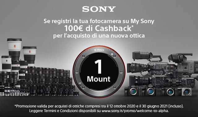 Sony Alpha Ottiche