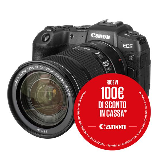 Canon EOS Rp 24-105