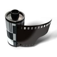 rullino pellicola negativo